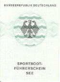 Sportboot-Führerschein See